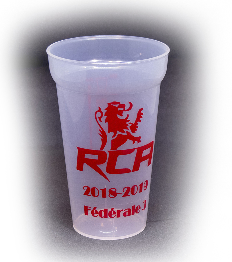 Verre Ecocup RCA